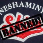 Neshaminy Redskins Banned