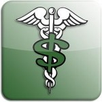 Money caduceus