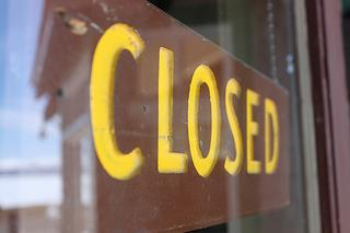 Yellowstone Park Closed Sign – Courtesy bmills @ flickr