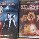 One Thing Gone: Battlestar Galactica DVDs