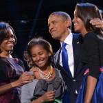 Post-election Obama celebration