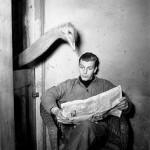 Reading ostrich